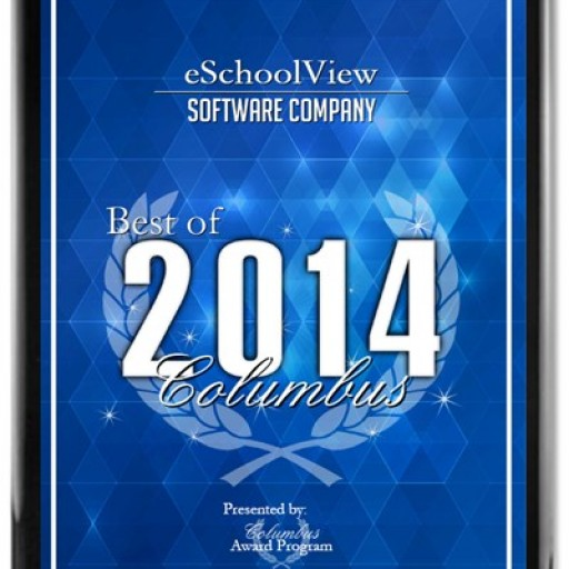 eSchoolView Receives 2014 Best of Columbus Award